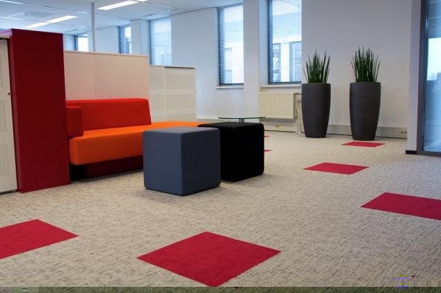 Wykładziny obiektowe dywanowe gobi absolute