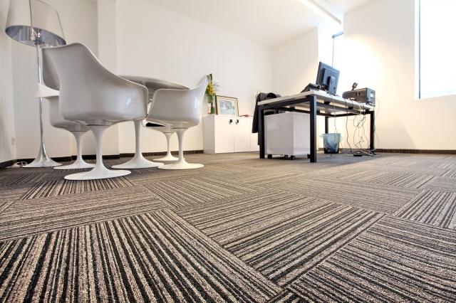 Wykładziny obiektowe dywanowe gobi stripes