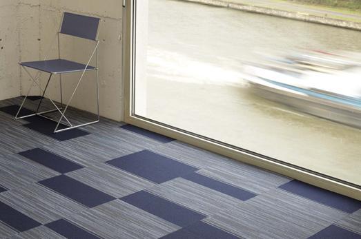 Wykładziny obiektowe dywanowe sahara